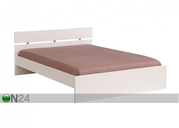 Sänky INFINITY 160x200 cm valkoinen