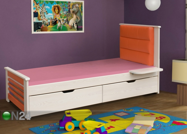 Sänky, mänty 80x180 cm