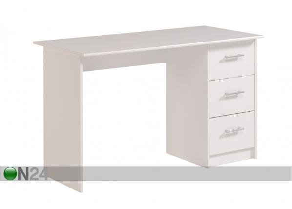 Työpöytä Infinity valkoinen
