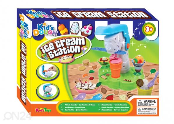 Suuri jäätelökone KID