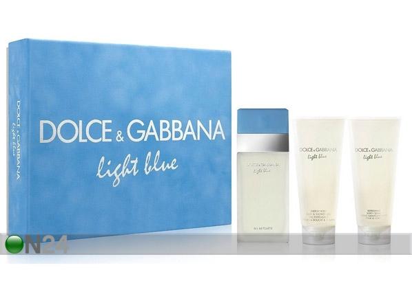 Dolce & Gabbana Light Blue pakkaus