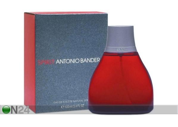 Antonio Banderas Spirit EDT 100ml