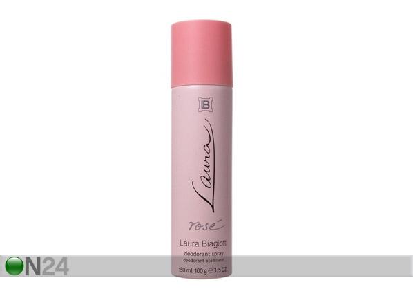 Laura Biagiotti Rose deodorantti 150ml