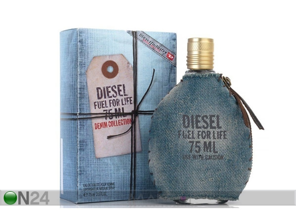 diesel fuel for life denim collection homme edt 75ml np. Black Bedroom Furniture Sets. Home Design Ideas