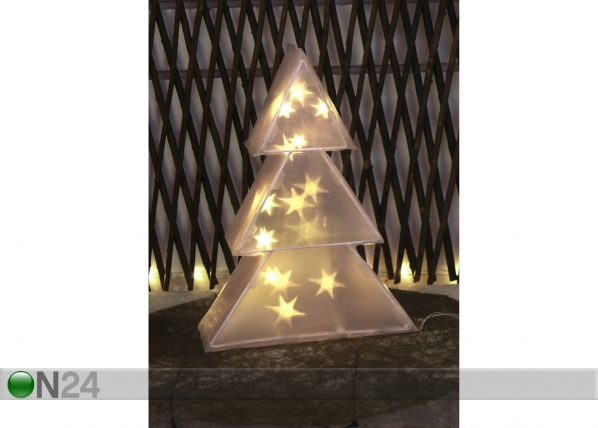 Joulukoriste LED TREE 3D