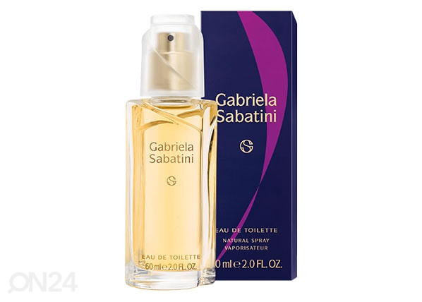Gabriela Sabatini Gabriela Sabatini EDT 60ml