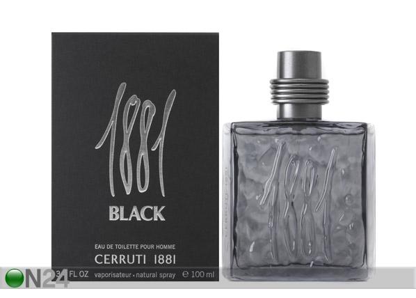Cerruti Cerruti 1881 Black EDT 100ml