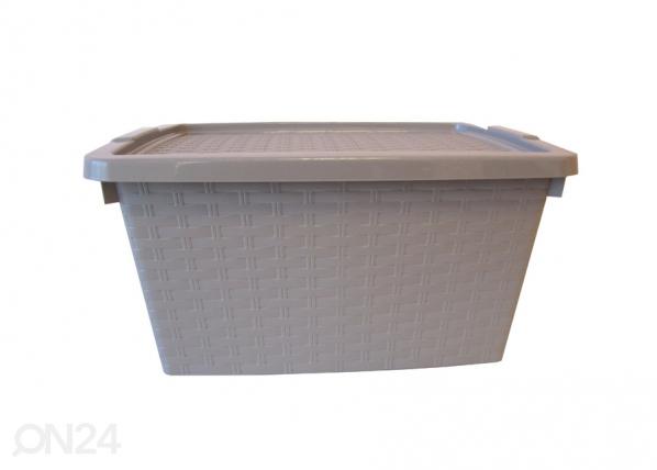 Säilytyslaatikko INTRIGO 20 L