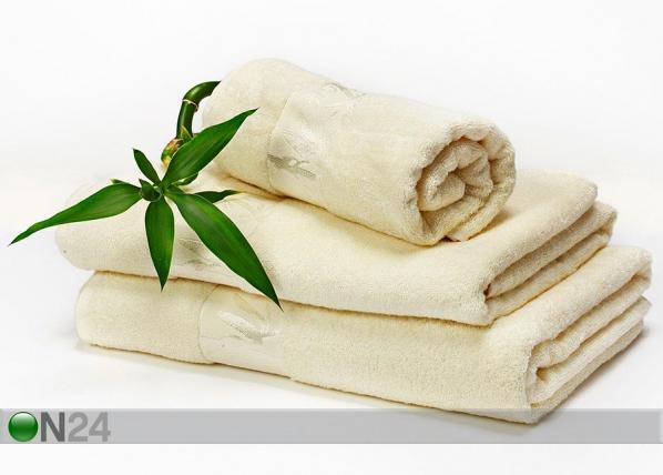 Bambu pyyhkeet norsunluu