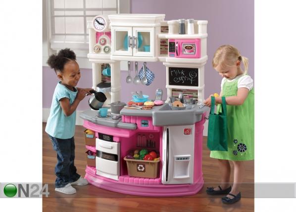 Pikkukokin leikkikeittiö STEP2 WB 59477  ON24 Lasten maailma