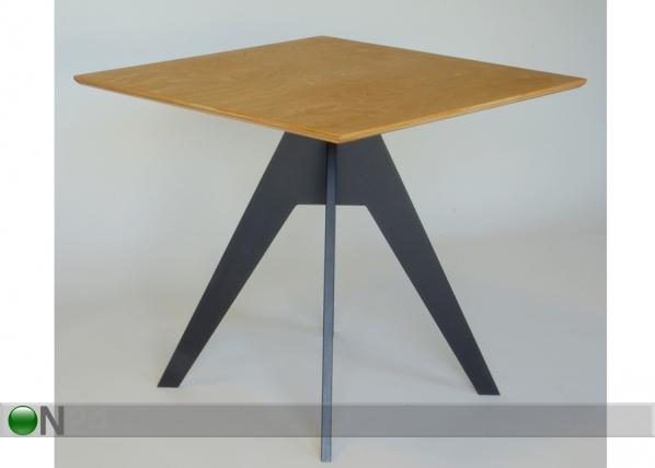 Ruokapöytä EDI 80x80 cm