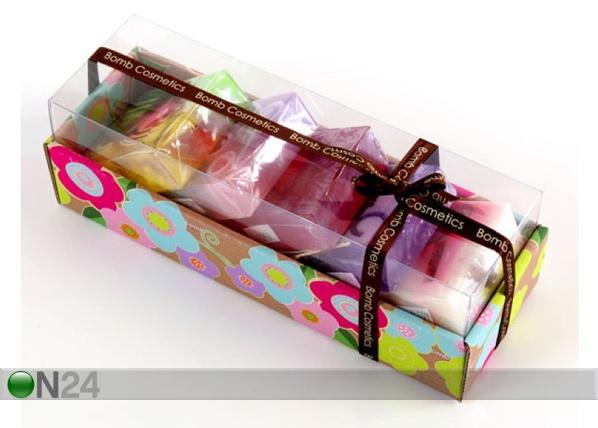 Saippua lahjapakkaus