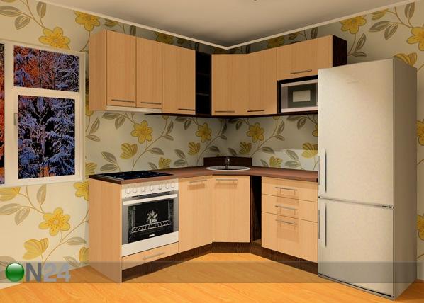 Baltes keittiö Helina