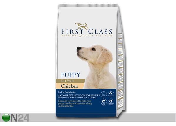 Kuivamuona FIRST CLASS Puppy Chicken