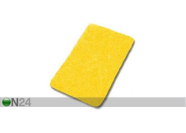 Matto SPIRELLA CALIFORNIA keltainen 55x65 cm