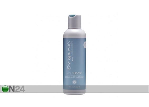 Kosteuttava hiuksiin jätettävä balsami ORGANIC CARE 200 ml