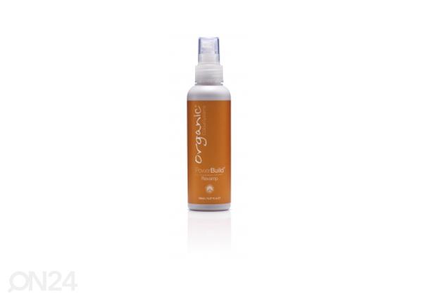Tuuheuttava hiusbalsami käsitellyille hiuksille ORGANIC CARE 200 ml