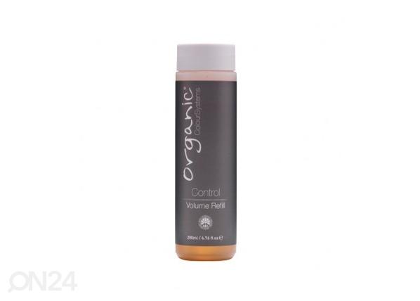 Tuuheutta ja ryhtiä antava hiusvaahto ORGANIC CARE 200 ml