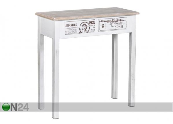 Kampauspöytä / sivupöytä SARAH
