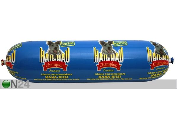 Koiranmakkara HHC kana-riisi 800 g 3 kpl