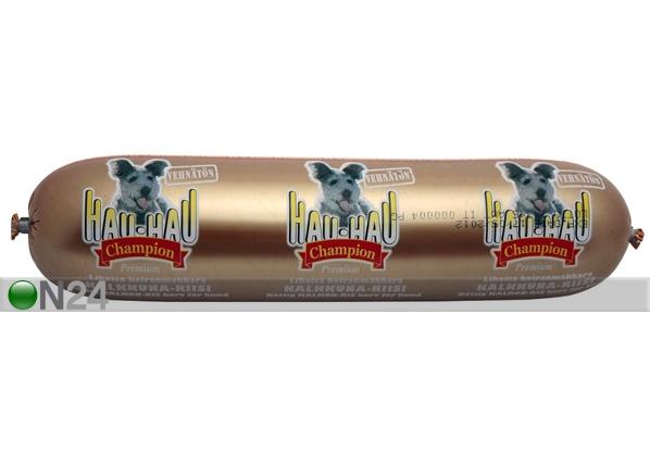 Koiranmakkara HHC kalkkuna-riisi 800 g 3 kpl