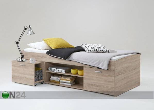 Sänky CARLO 90×200 cm