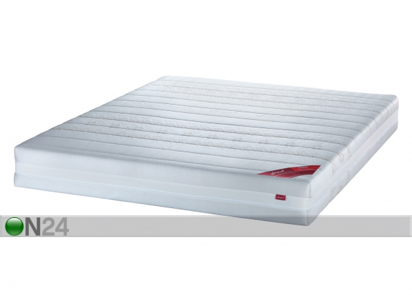 SLEEPWELL joustinpatja RED POCKET MEMORY SW-63283