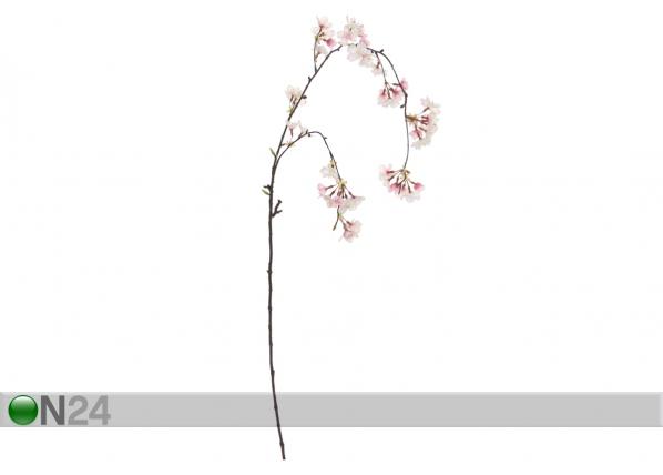 Tekokukka KIRSIKAN TAIPUISA OKSA roosa-valkoinen 120 cm