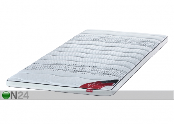 SLEEPWELL sijauspatja TOP MEMORY-FOAM SW-64148