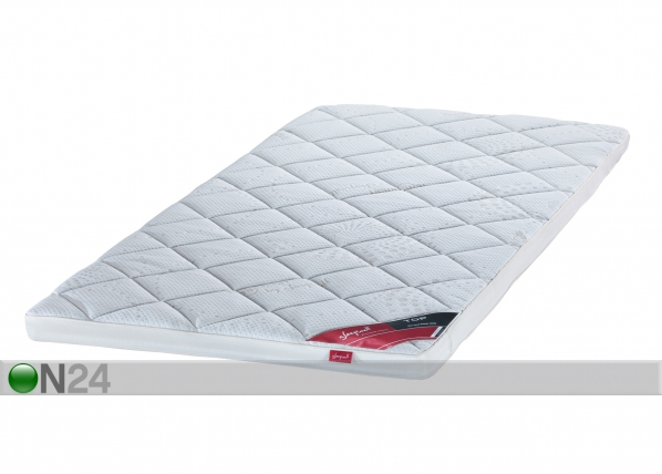 SLEEPWELL sijauspatja TOP LATEX TempSmart SW-64171