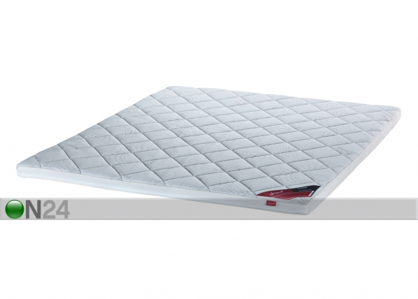 SLEEPWELL sijauspatja TOP LATEX TempSmart SW-64173