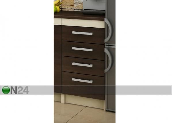 Keittiön alalaatikosto 40 cm