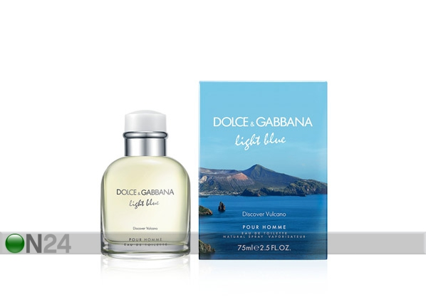 Dolce & Gabbana Light Blue Discover Vulcano EDT 75ml