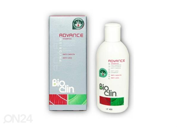 Hiustenlähtöä ehkäisevä shampoo BIOCLIN 200 ml