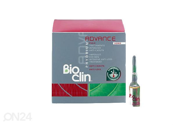 Hiustenlähtöä ehkäisevät ampullit miehille BIOCLIN 15x15 ml