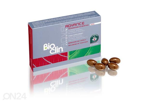 Hiustenlähtöä ehkäisevät kapselit BIOCLIN 30 kpl