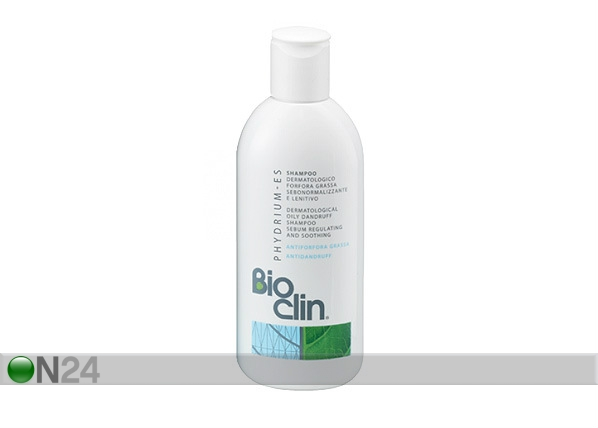 Hilseshampoo rasvaisille hiuksille BIOCLIN 200 ml
