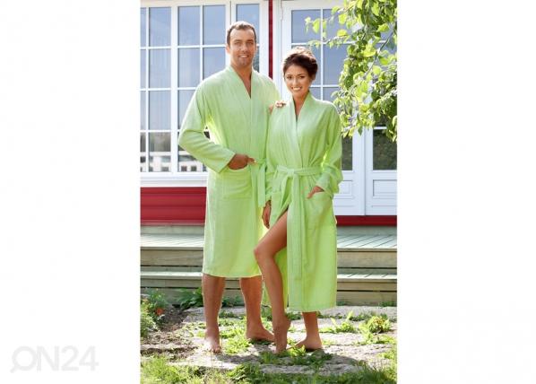 Aamutakki vihreä XL
