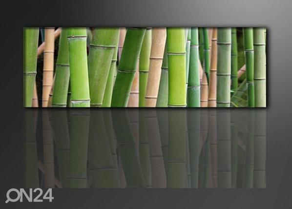 Seinätaulu BAMBU 120x40 cm