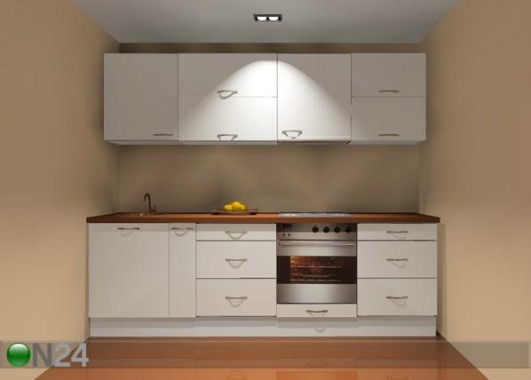Baltest keittiö Illumina