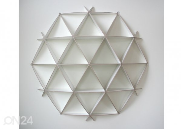 Seinähylly MINI COMB 98x98 cm
