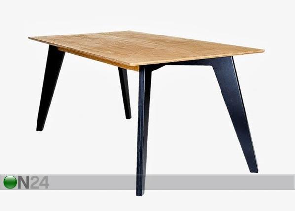 Ruokapöytä HUH 85x150 cm