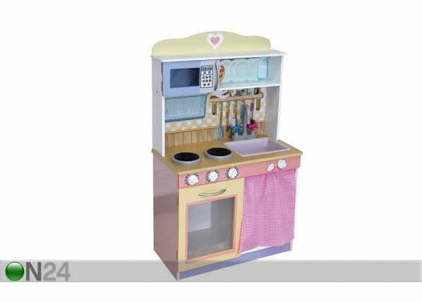 Puinen leikkikeittiö MODENA UP 71668  ON24 Lasten maailma