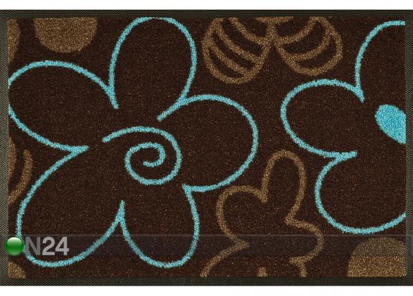 Matto AMAZONE VALENTINE 75x120 cm