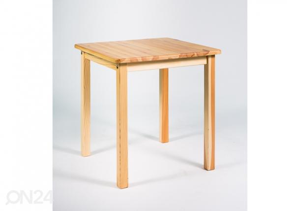 Lasten pöytä, mänty HEIDY