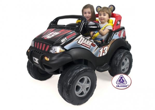 Sähköauto INJUSA GRAND LEGEND RC 75424  ON24 Lasten maailma