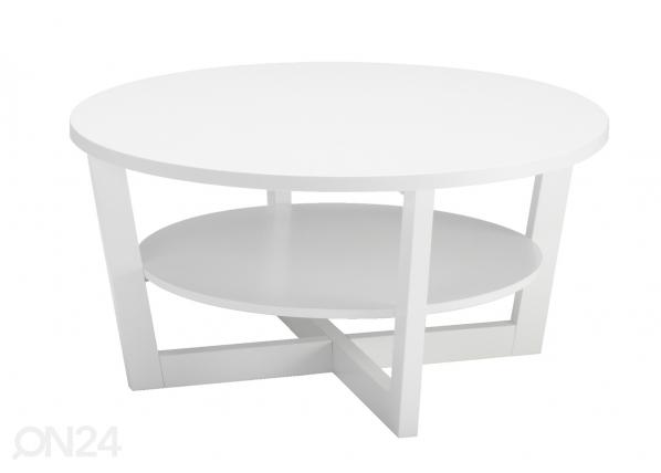 Sohvapöytä MARI, koivu Ø 78 cm