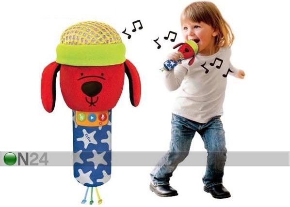 Minun karaokemikrofoni
