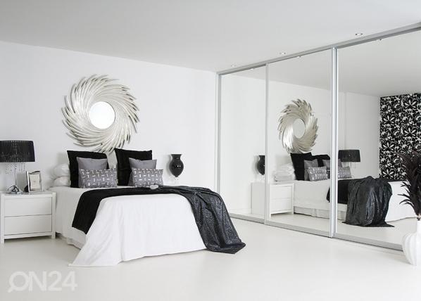 Liukuovet Prestige, 3 peiliovea 210-240x255 cm