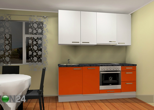 Baltest keittiö 210 cm